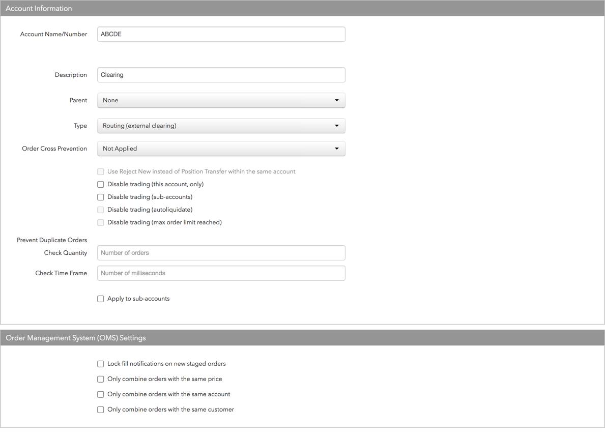 Adding a Fenics account | Fenics Help and Tutorials